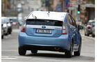 Toyota Prius Plug-In Hybrid, Heckansicht