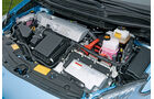 Toyota Prius Plug-In Hybrid, Motor