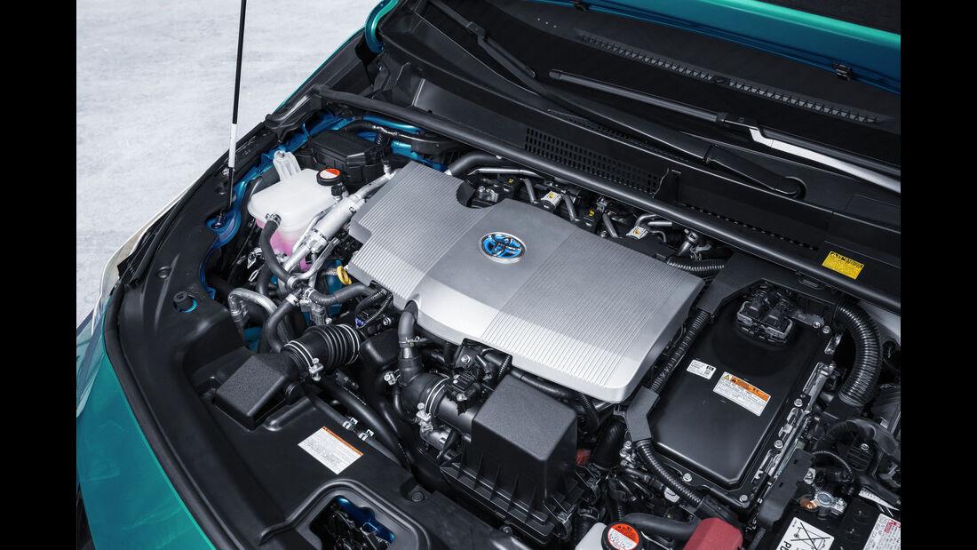 Toyota Prius Plug-in 2017 Fahrbericht