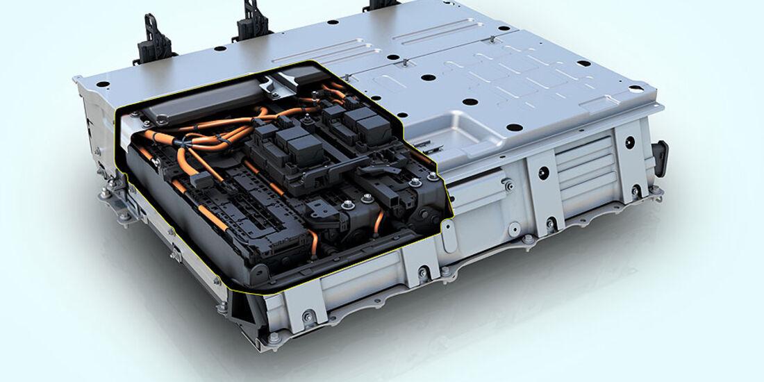 Toyota Prius Plug-in Hybrid Akku