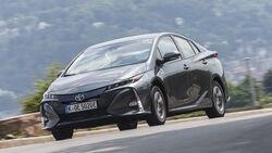 Toyota Prius Plug-in Hybrid Seite