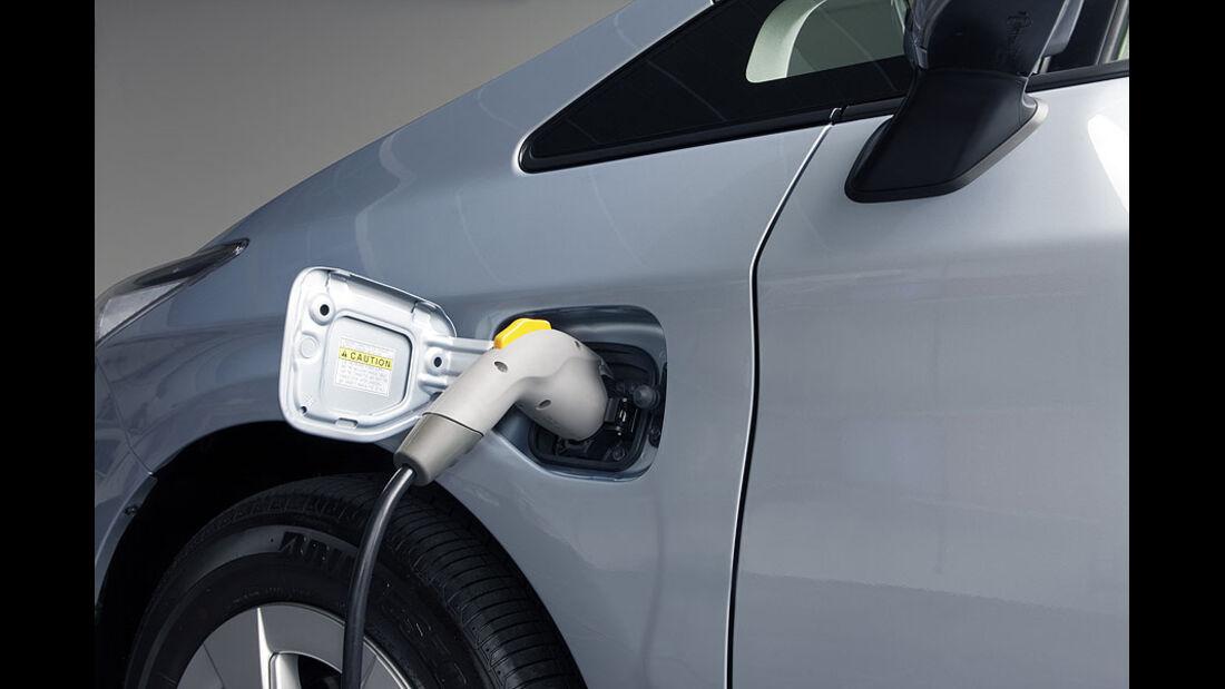 Toyota Prius Plug-in Hybrid Tankdeckel