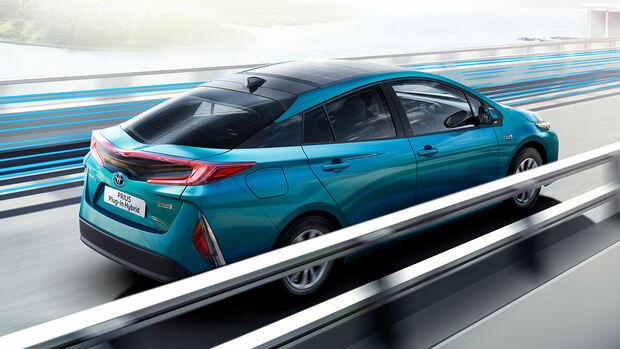 Toyota Prius Plugin-Hybrid Solardach
