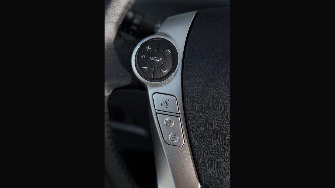 Toyota Prius Plus Life, Bedienelement