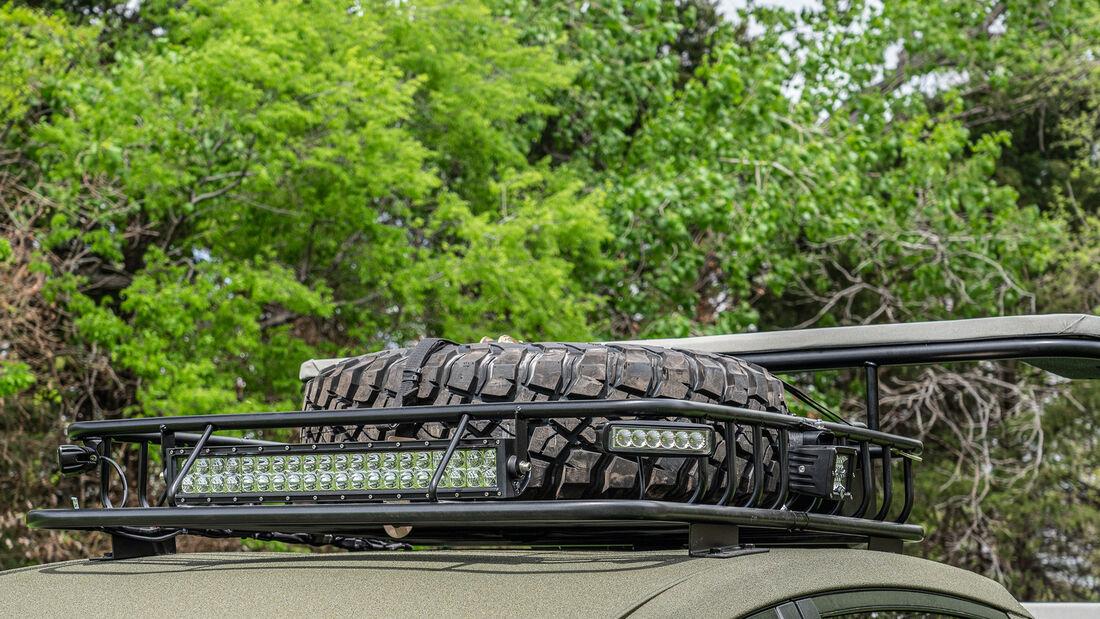 Toyota Prius Predator Starwood Customs