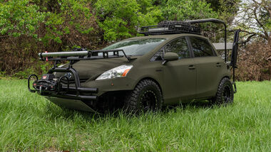 Toyota Prius Predator Starwood Customs