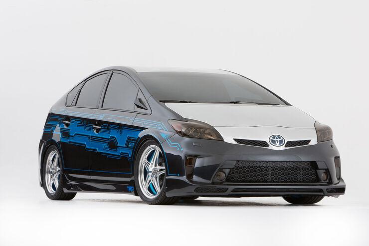 Toyota Prius Tuning, Sema 2012
