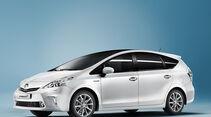 Toyota Prius + Van