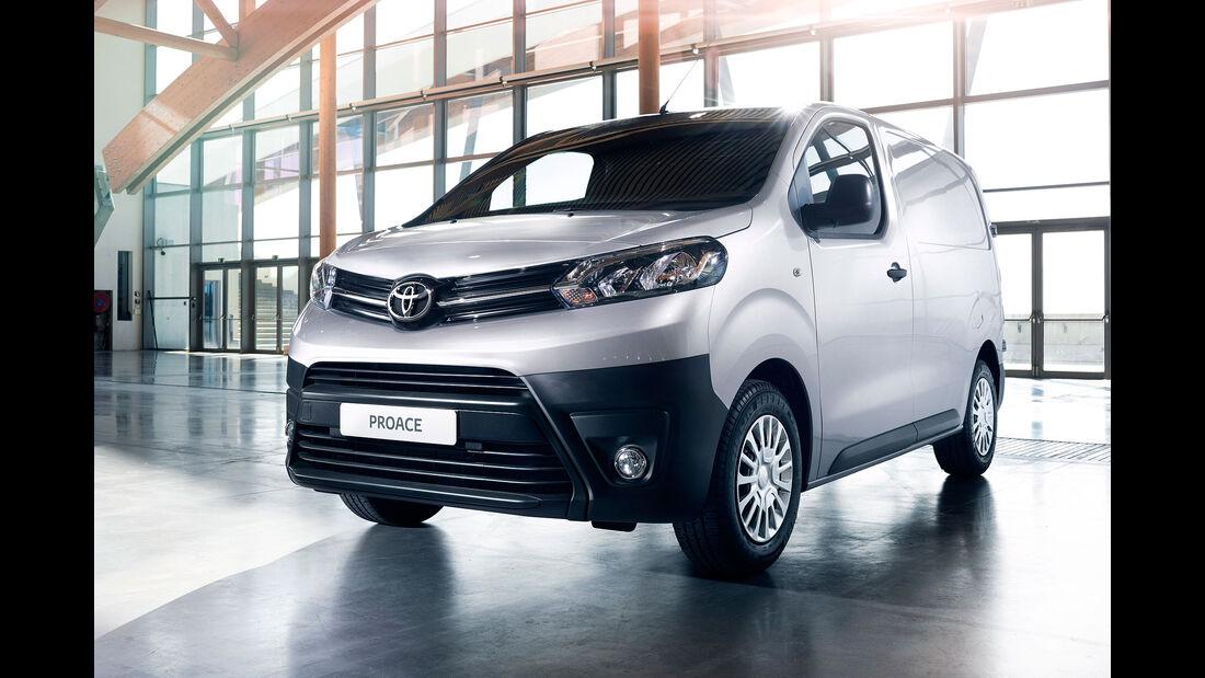 Toyota Proace Transporter