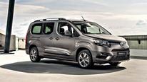 Toyota Proace Verso, Autonis 2019, ams1319