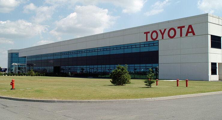 Toyota Produktion Werk