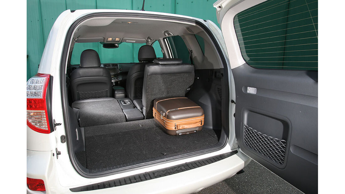 Toyota RAV 4 2.2 D-Cat,Kofferraum