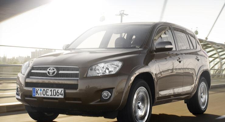 Toyota RAV 4 2009