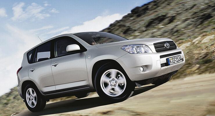 Toyota RAV 4 Travel