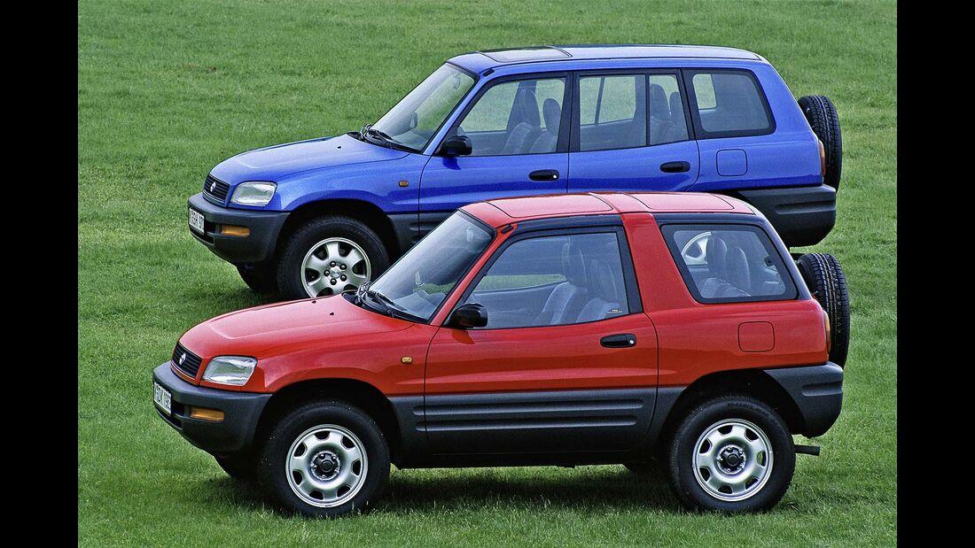 Toyota RAV4 1. Gen. Per-Facelift 1994-1997
