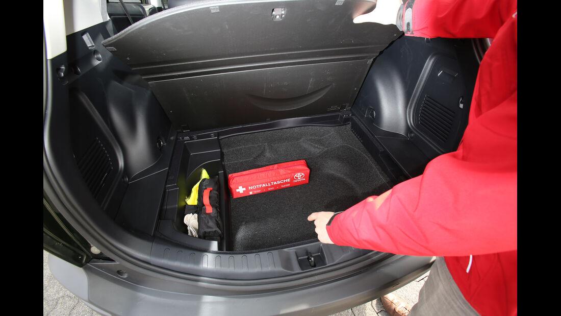 Toyota RAV4 2.0 D-4D, Kofferraum