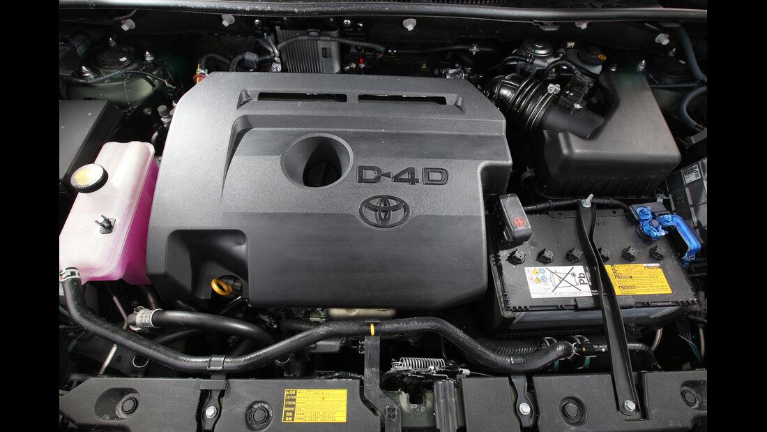Toyota RAV4 2.0 D-4D, Motor