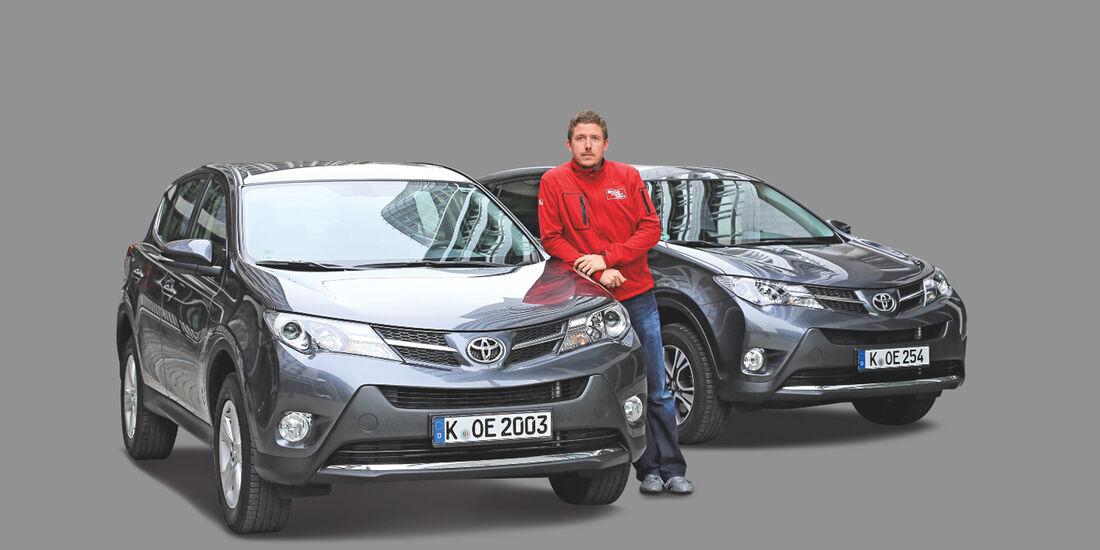 Toyota RAV4 2.0 D-4D, RAV4 2.2 D-4D 4x4
