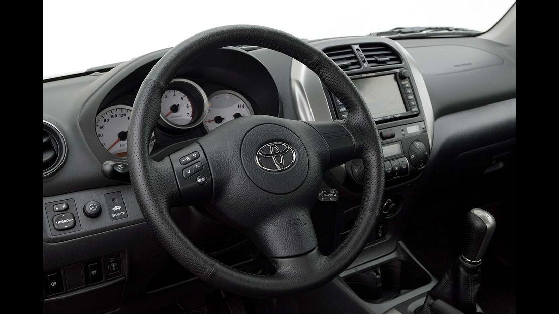 Toyota RAV4 2. Gen. Facelift 2003-2006