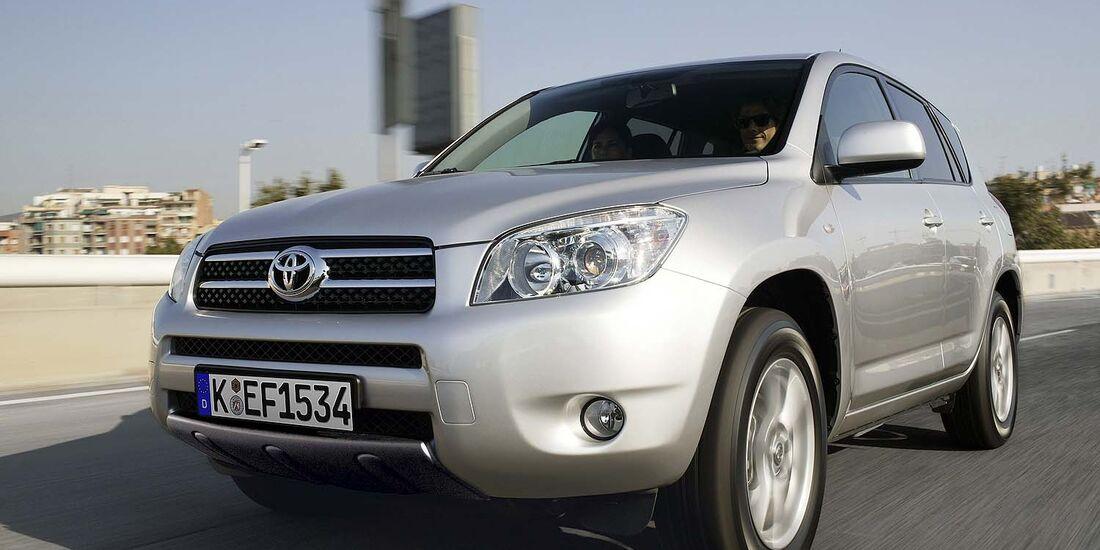 Toyota RAV4 3. Gen. 2006-2009