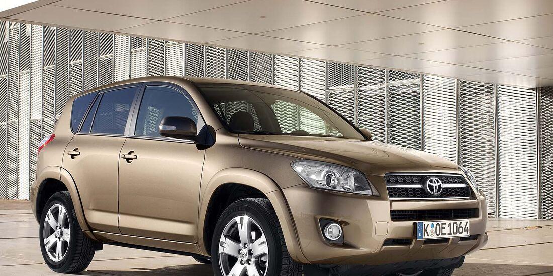 Toyota RAV4 3. Gen. Facelift 2009-2010