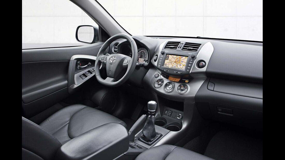 Toyota RAV4 3. Gen Facelift ab 2010