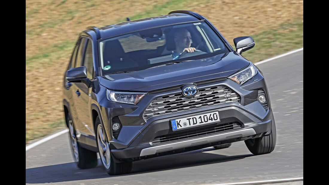 Toyota RAV4, Best Cars 2020, Kategorie I Kompakte SUV/Geländewagen