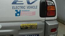 Toyota RAV4 EV Heckklappe