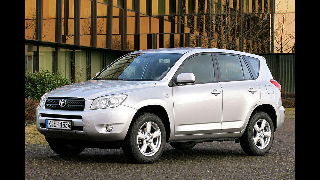 Toyota RAV4 Facelift