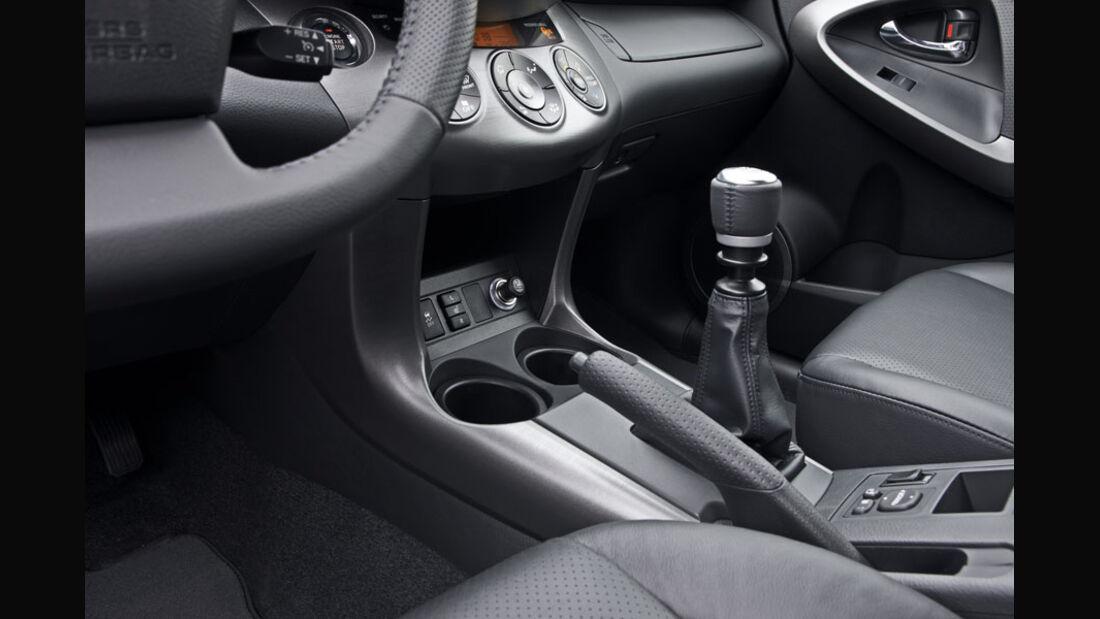 Toyota RAV4, Getriebe