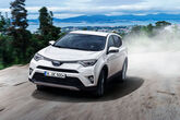 Toyota RAV4 Hybrid 2016 Fahrbericht