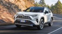 Toyota RAV4 Hybrid, Best Cars 2020, ams2219