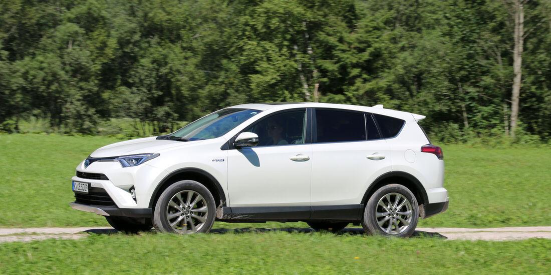 Die 30 billigsten 4x4 Winter-SUV bis 30 000 Euro - auto