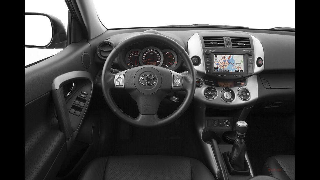 Toyota RAV4 Modelljahr 2007
