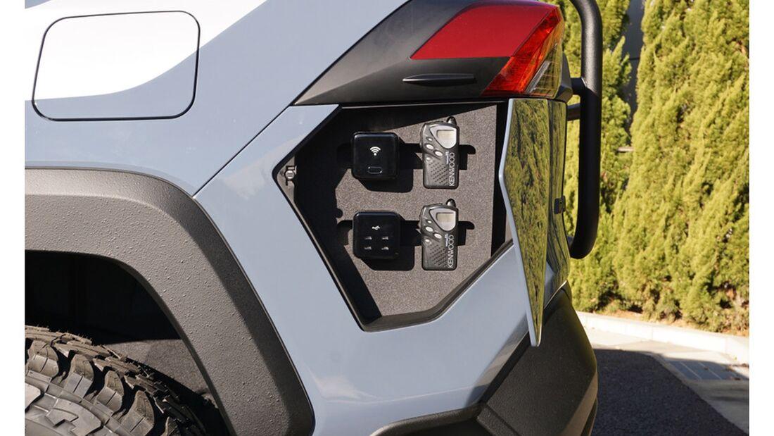 Toyota RAV4 Mountain Rescue Concept