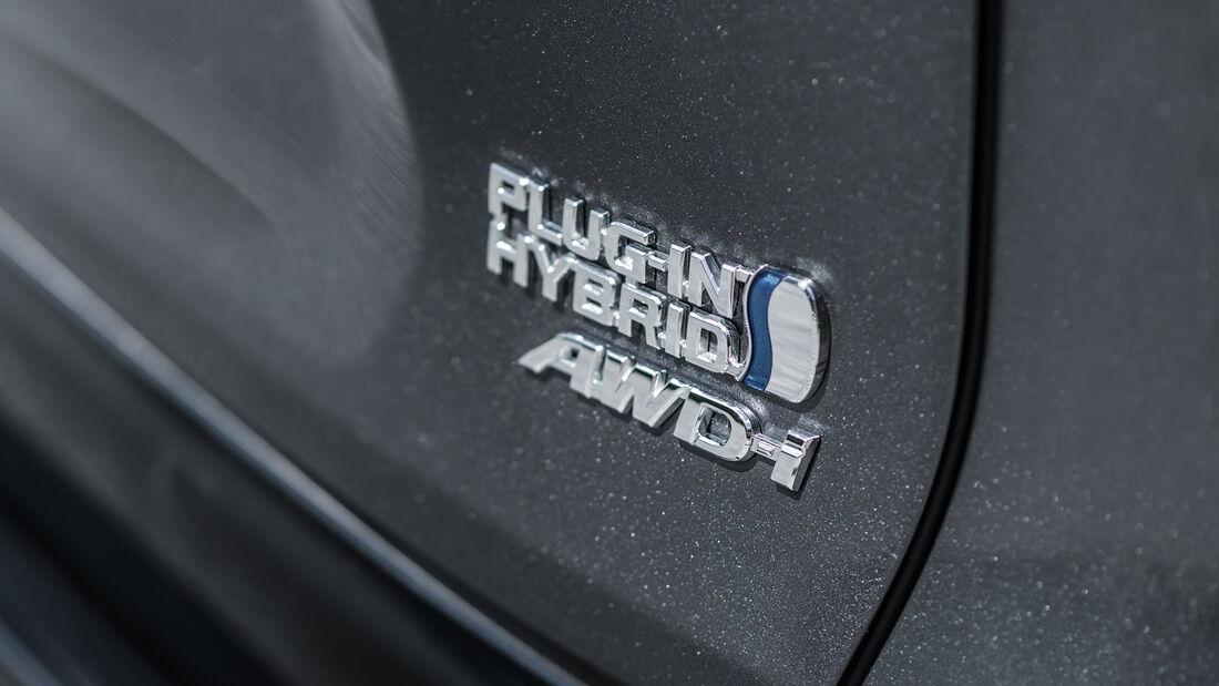 Toyota RAV4 Plug-in, Exterieur