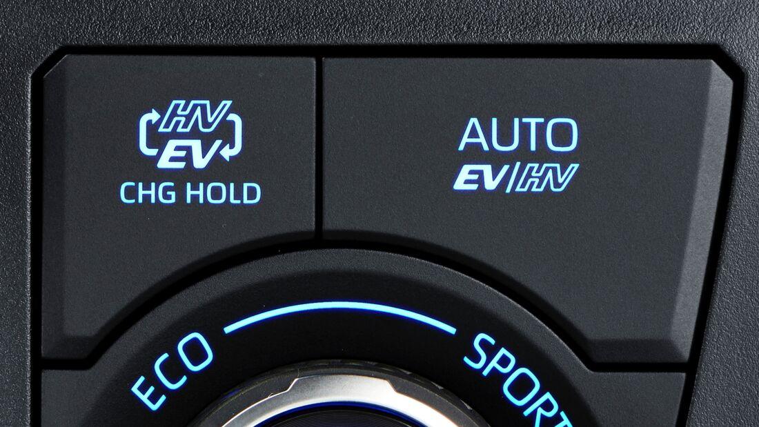 Toyota RAV4 Plug-in Hybrid PHEV
