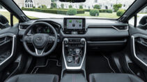 Toyota RAV4 Plug-in, Interieur