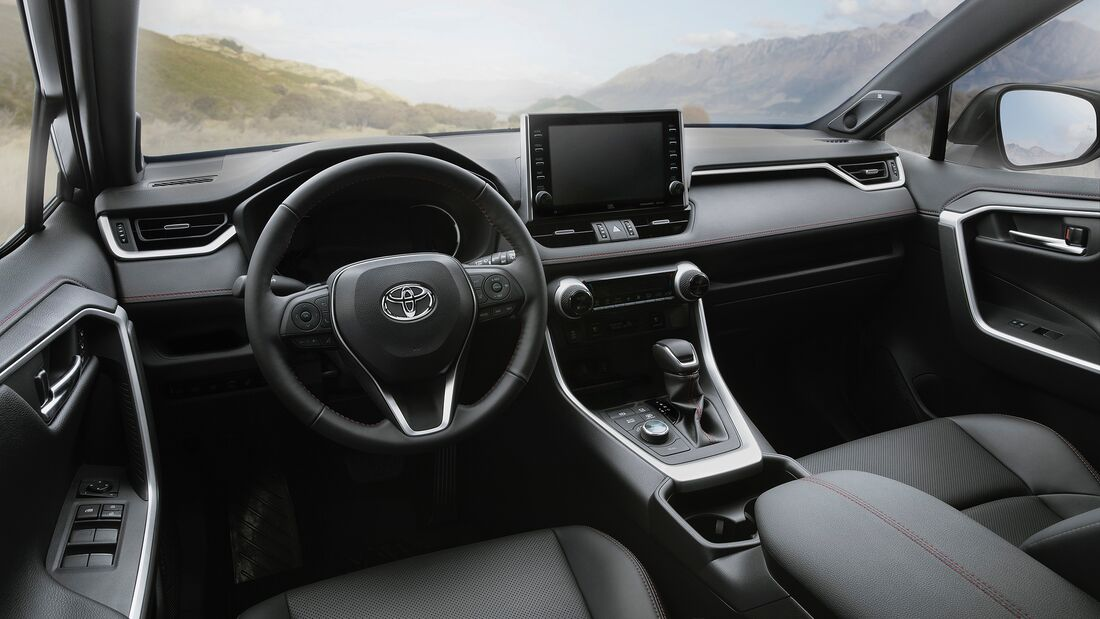 Toyota RAV4 Plugin-Hybrid PHEV 2020