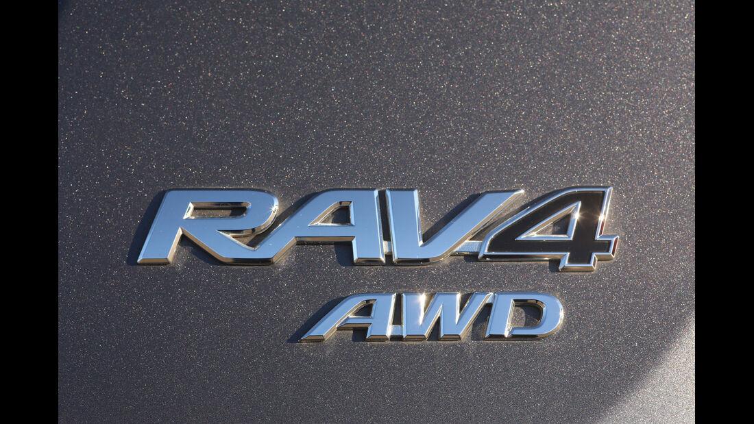 Toyota RAV4, Typenbezeichnung