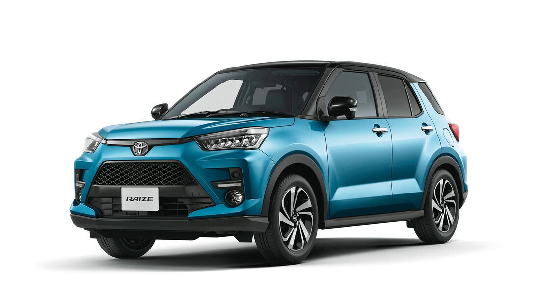 Toyota Raize Japan 2019