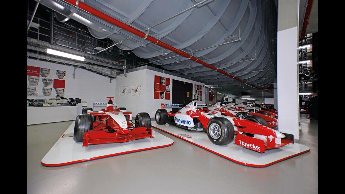 Toyota, Rennwagen
