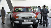 Toyota - Scheichautos - Formel 1 - GP Abu Dhabi - 03. November 2013