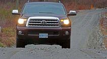 Toyota Sequoia 2013 Fahrbericht 4wf 0313