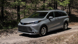 Toyota Sienna Woodland Special Edition