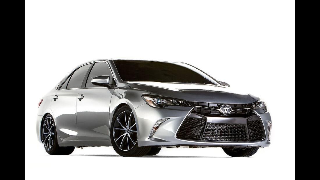 Toyota Sleeper Camry Sema 2014