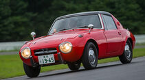 Toyota Sports 800, Frontansicht
