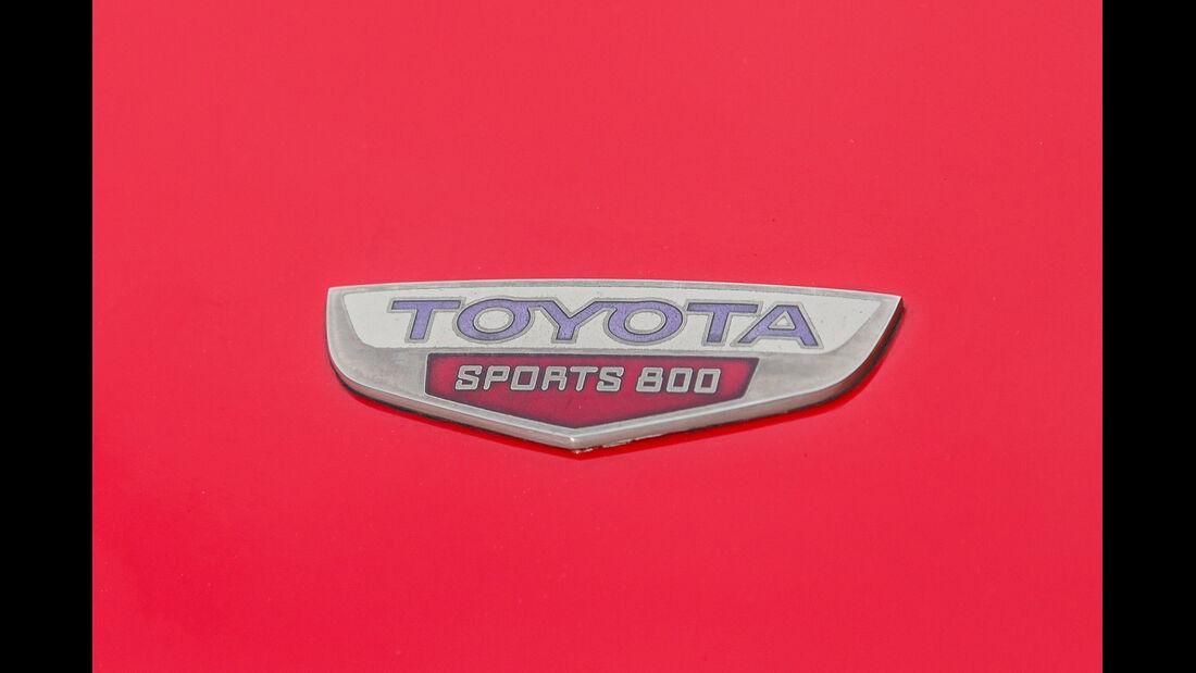 Toyota Sports 800, Typenbezeichnung