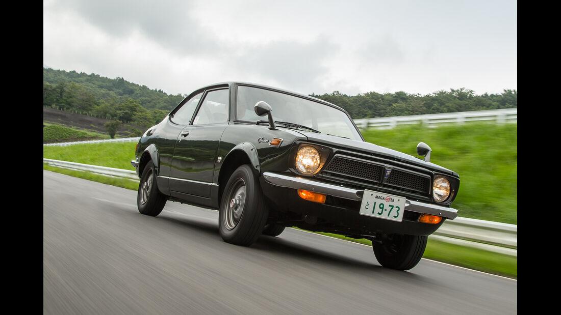 Toyota Sprinter Trueno, Frontansicht
