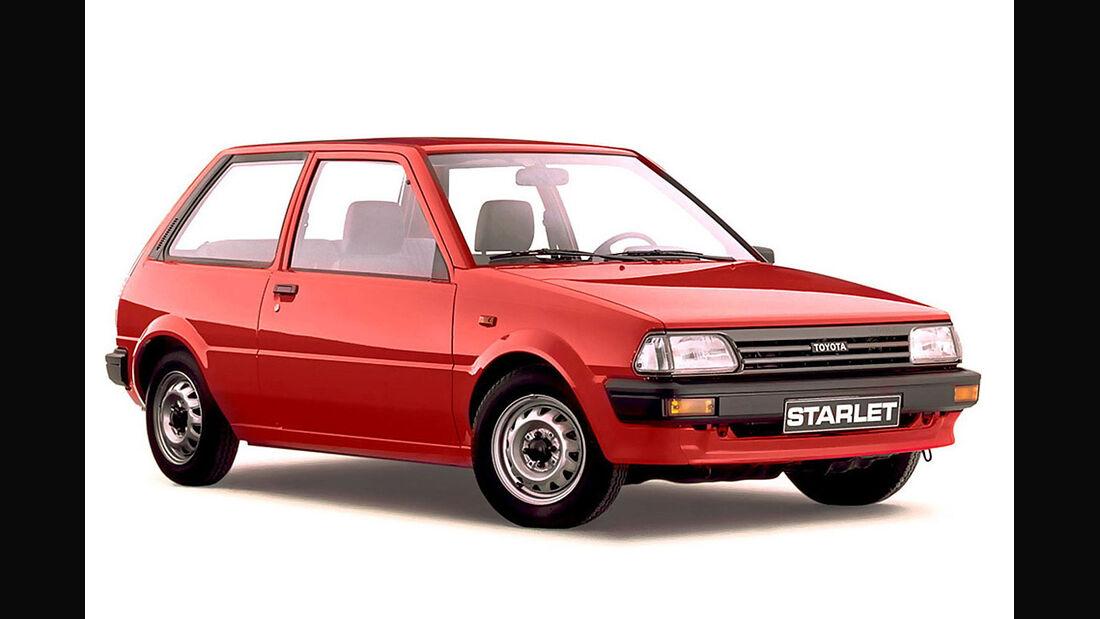 Toyota Starlet 1987 - 1989
